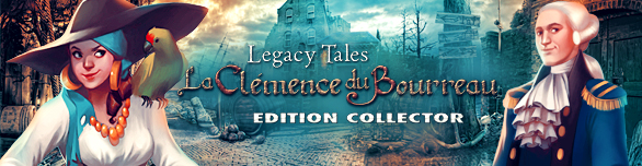 Legacy Tales: La Clémence du Bourreau. Edition Collector