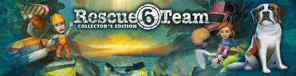 Rescue Team 6. Collector's Edition