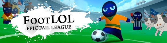 Foot LOL: Epic Fail League