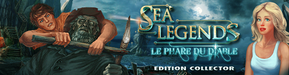 Sea Legends: Le Phare du Diable. Edition Collector