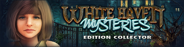 White Haven Mysteries. Edition Collector