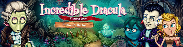 Incredible Dracula: Chasing Love. Edition Collector