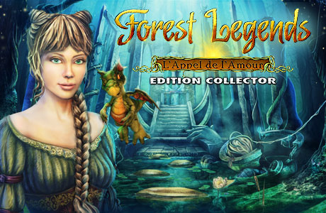 Forest Legends: L'Appel de l'Amour. Edition Collector