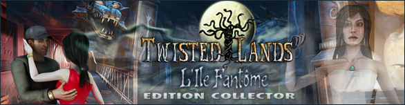 Twisted Lands: L'Ile Fantôme Edition collector