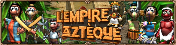 L'Empire Aztèque