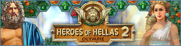 Heroes of Hellas 2: Olympie